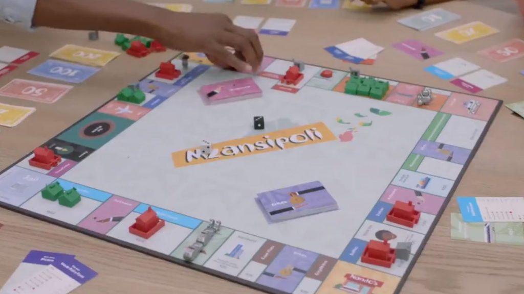 Nandos monopoly ad