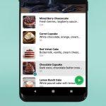 WhatsApp Business catalogues