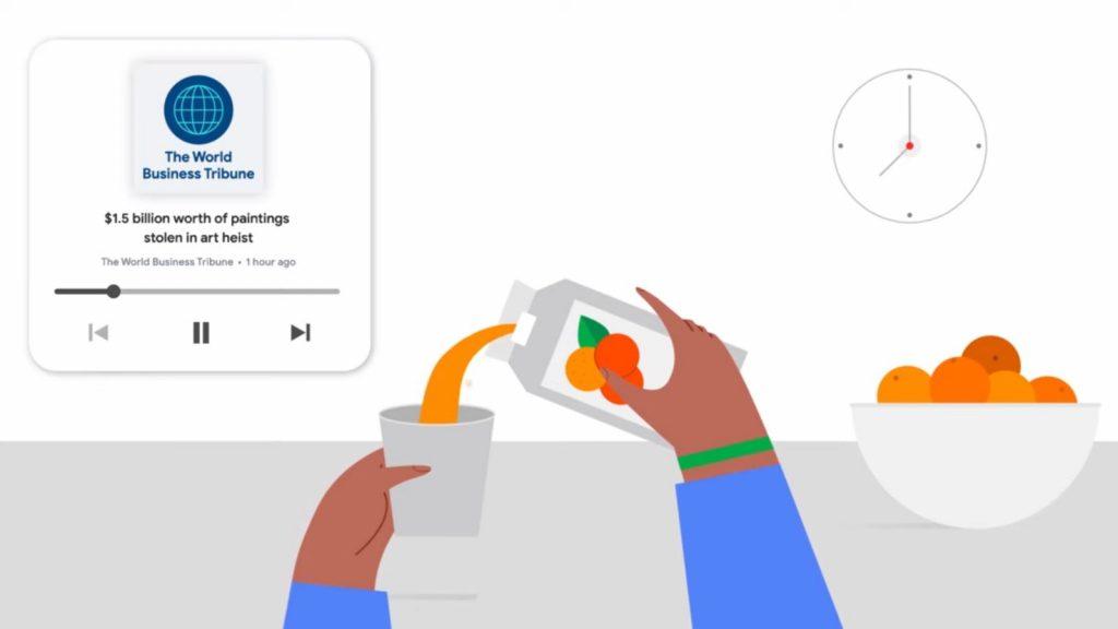 Google Assistant News