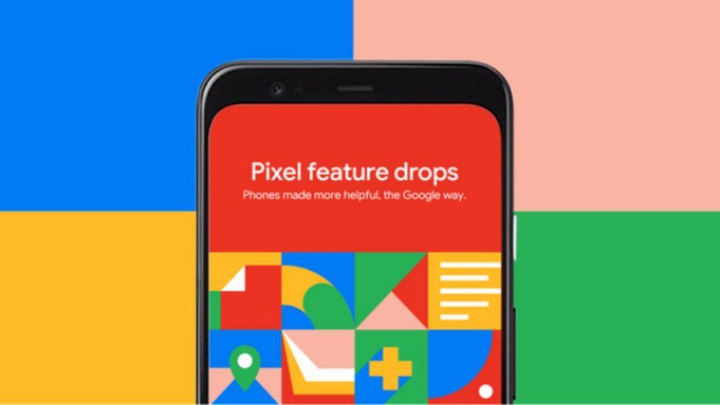 Google Pixel features