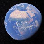 Google Earth stars