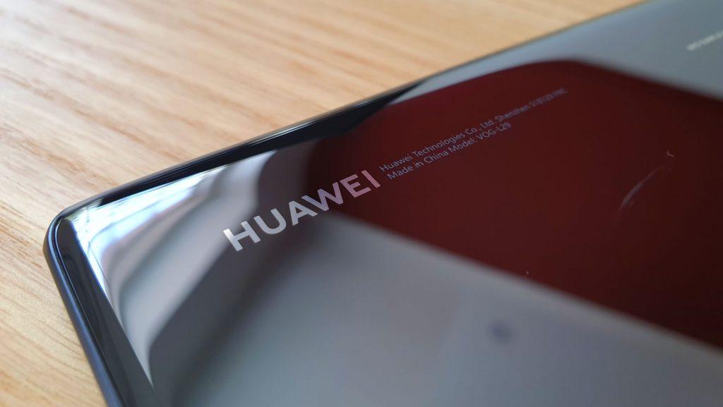 huawei p30 pro trade ban china