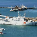 leon thevenin wacs cable repair ship cape town