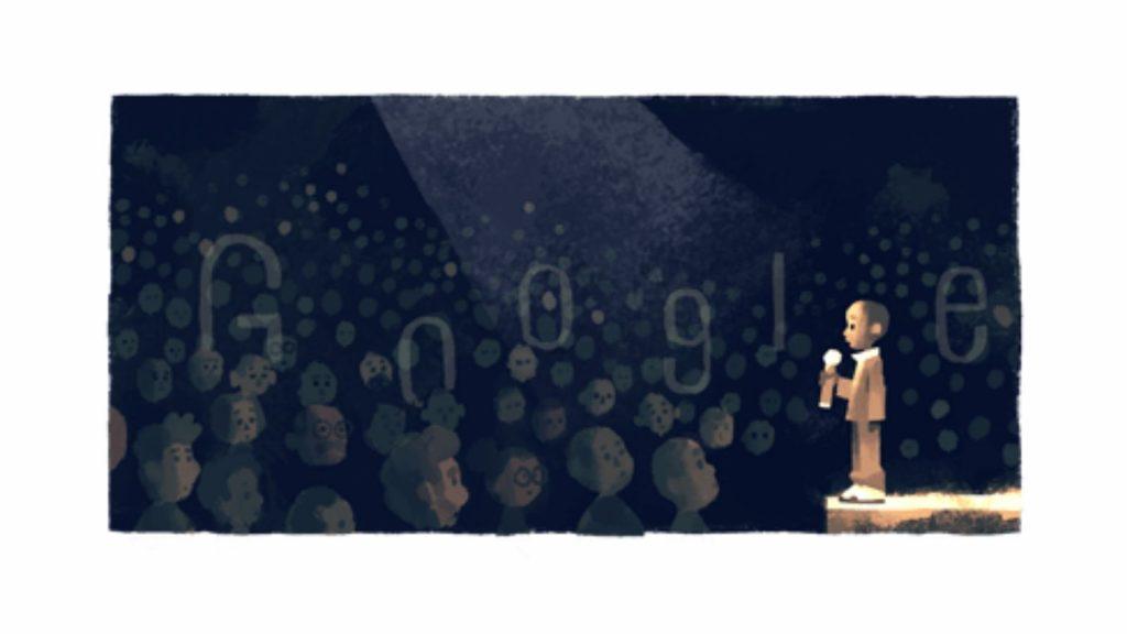 Nkosi Johnson google doodle