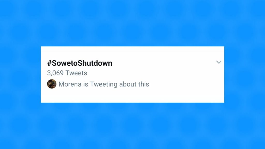 Soweto Shutdown
