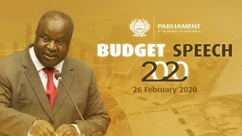 budget speech tito mboweni 2020 south africa