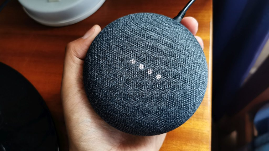 google home mini google assistant commands