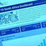 wits university coronavirus dashboard south africa