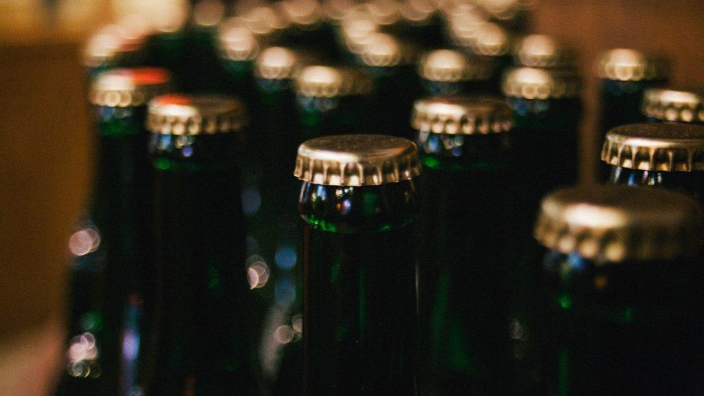 alcohol ban beer bottles