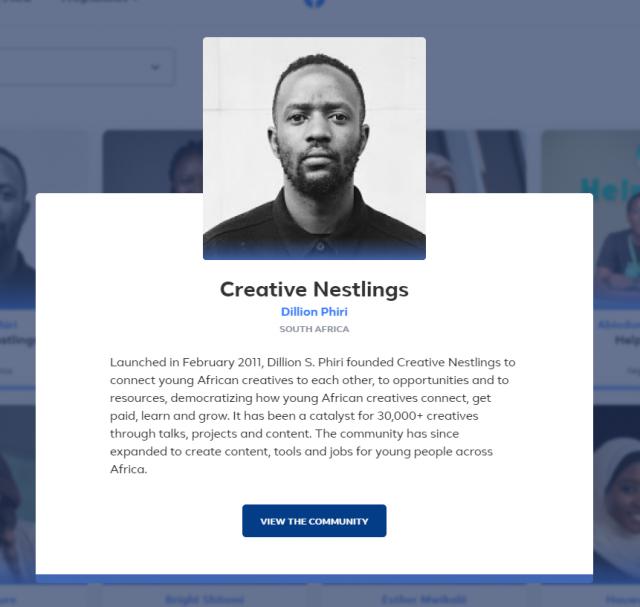 facebook south africa creative nestlings