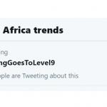 gauteng covid-19 trending