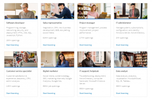 linkedin learning free courses