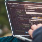 hacked laptop cybercrime passwords