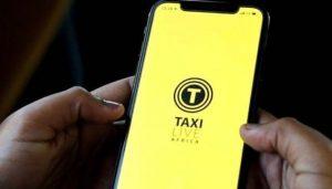 taxi live e-hailing app south africa