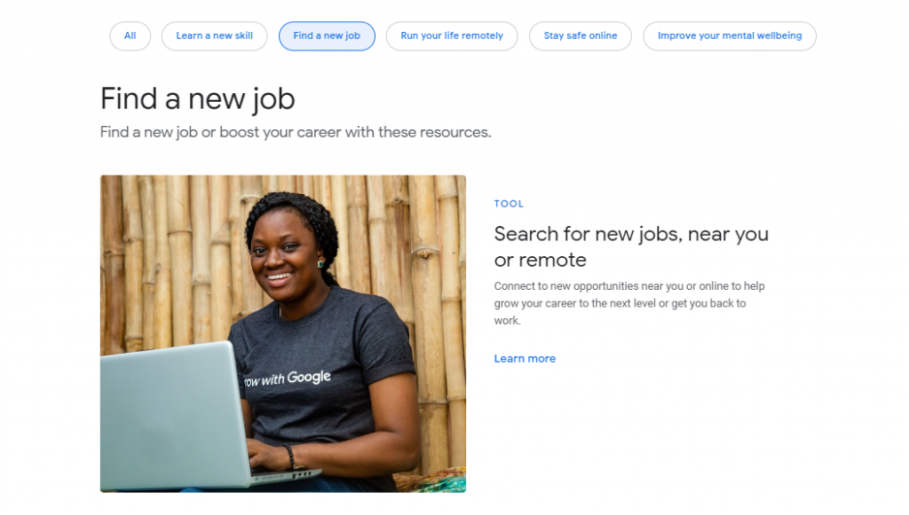 google digital hub grow with google
