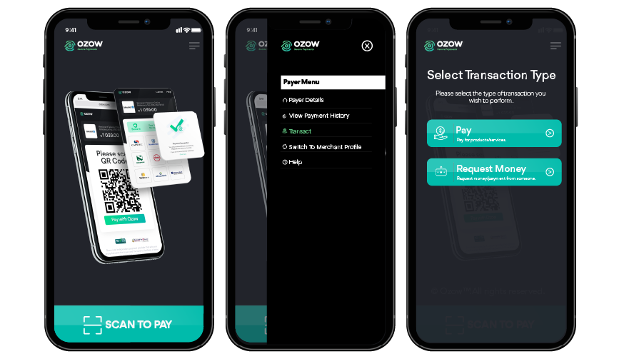ozapp cardless payment app