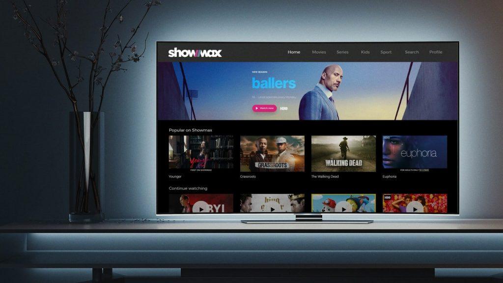 showmax content series