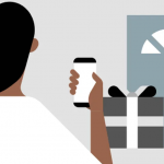 uber connect deliver package