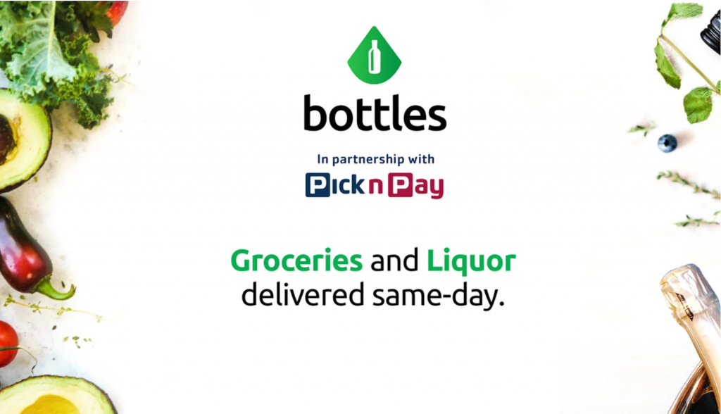 bottles grocery delivery app