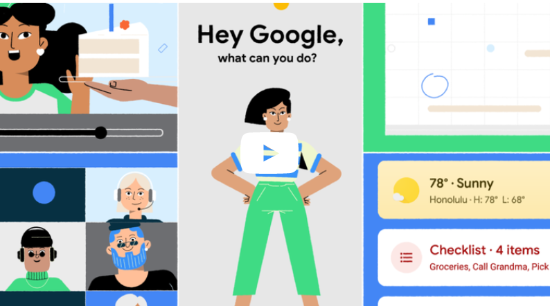 google assistant new voice commands