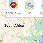 google maps covid 19 coronavirus view