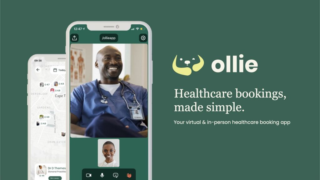 ollie health medical appointment app