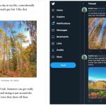 wordpress blog to twitter threat