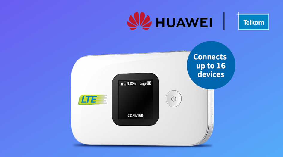 Load Shedding Telkom And Huawei S New Router Bundle Offers A Convenient Wi Fi Solution Sponsored Memeburn