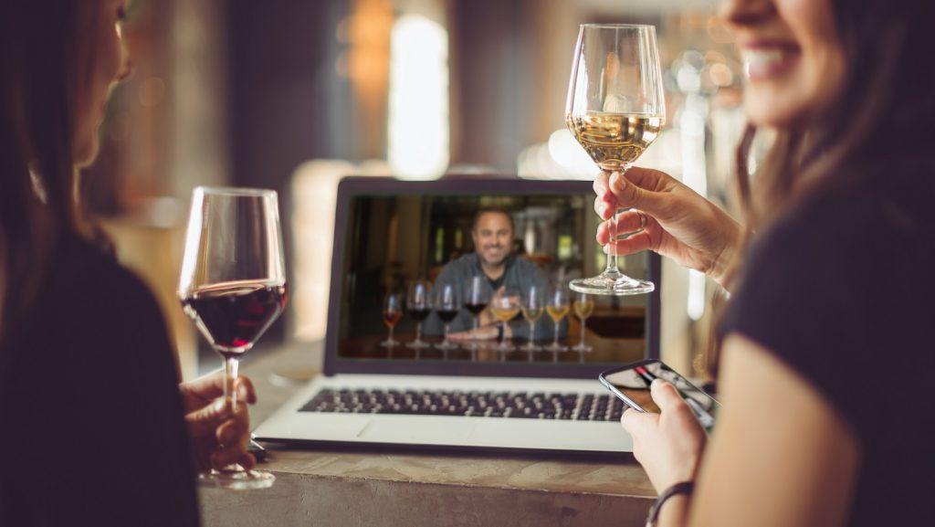 La Motte Virtual wine Tasting cape estate