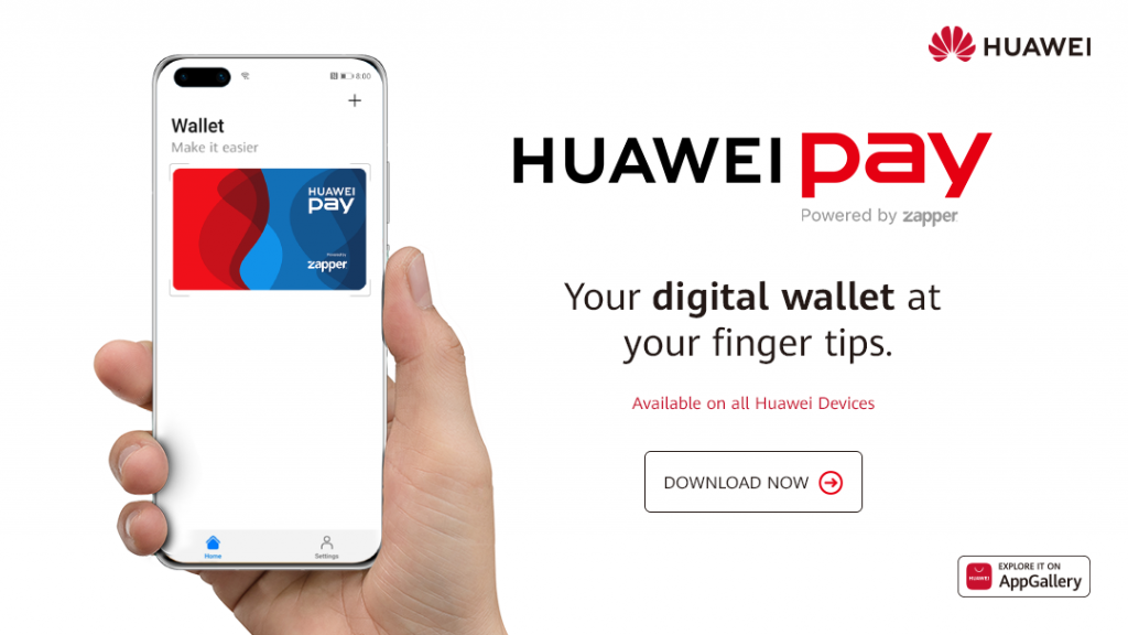 huawei pay south africa