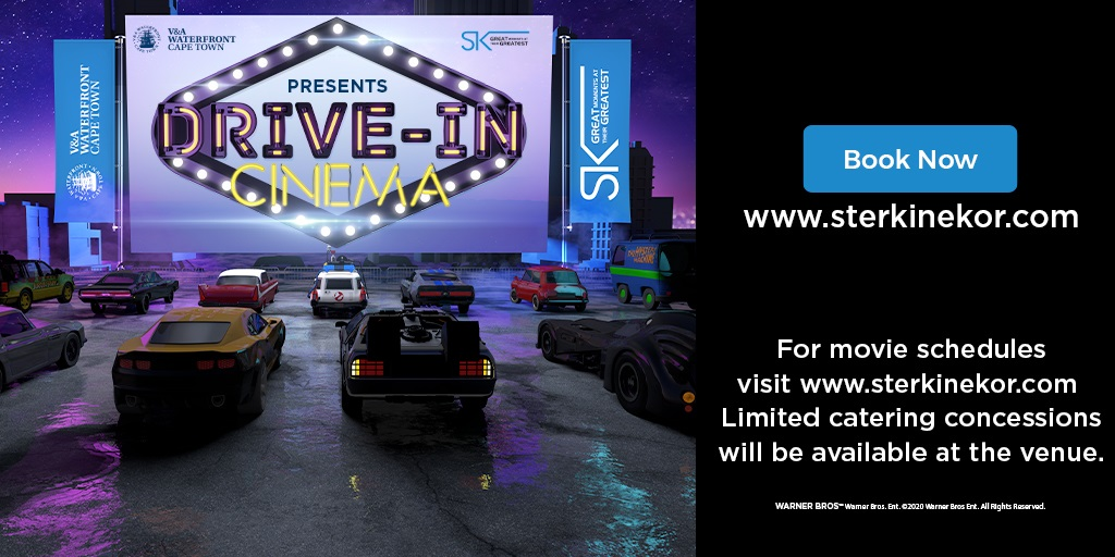 Ster-Kinekor launches drive-in experience in Cape Town - Memeburn