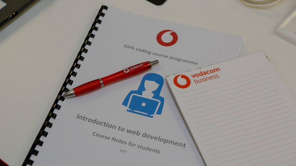 code like a girl programme