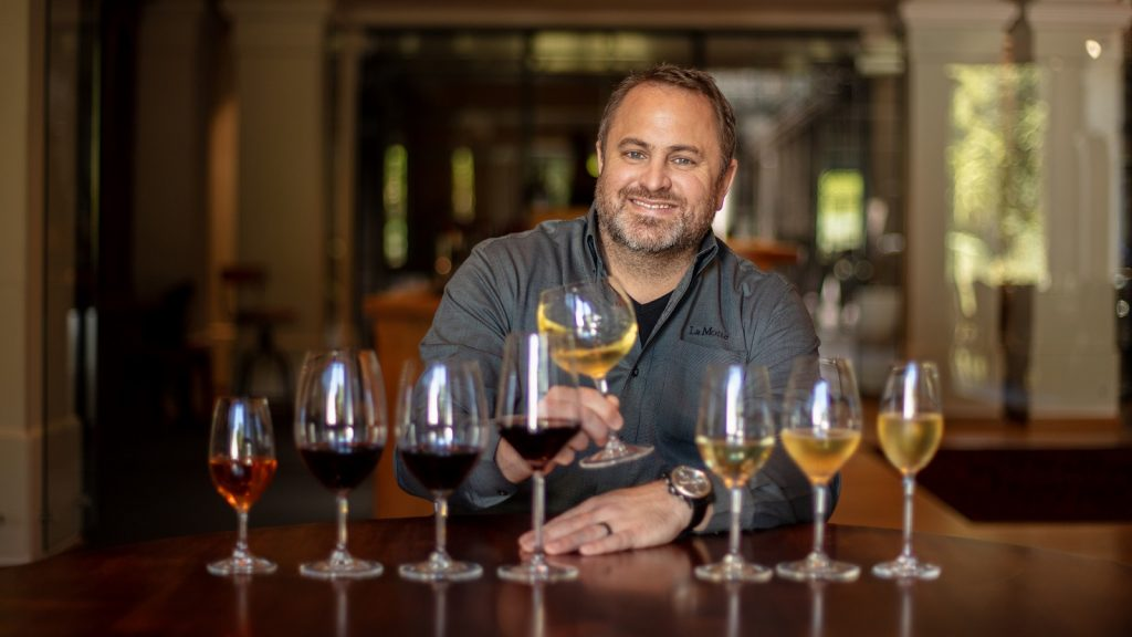 virtual wine tasting la motte