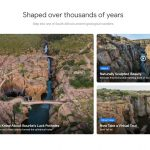 google south africa explore page