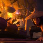 Raya and the Last Dragon; Disney Animation