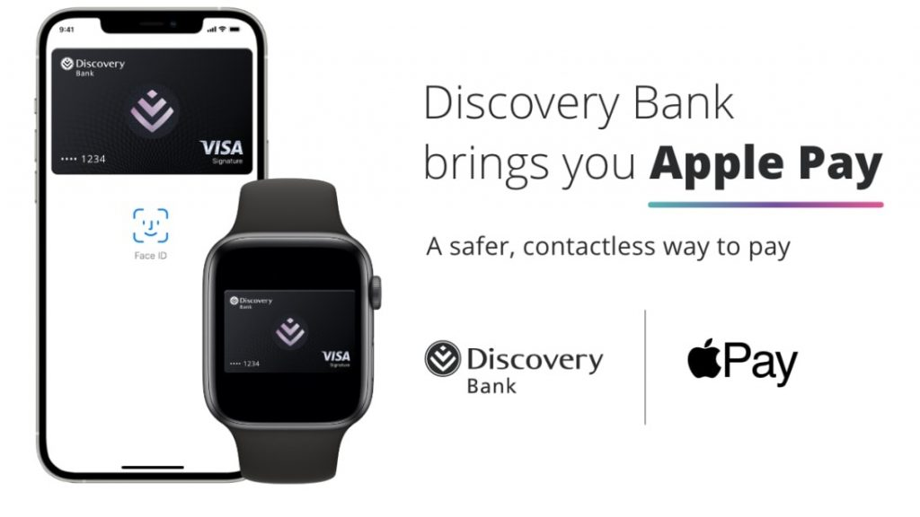 apple pay discovery bank