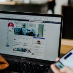 Facebook account desktop mobile profile