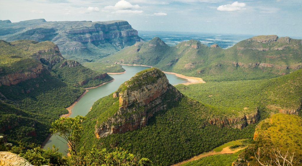 blyde river canyon sa tourism