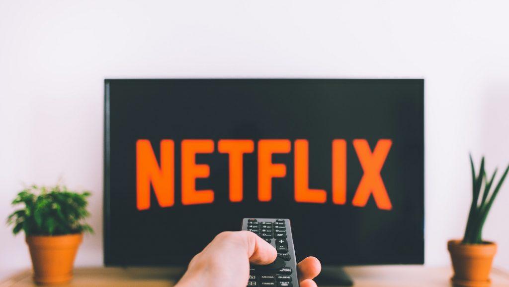 Netflix TV remote control