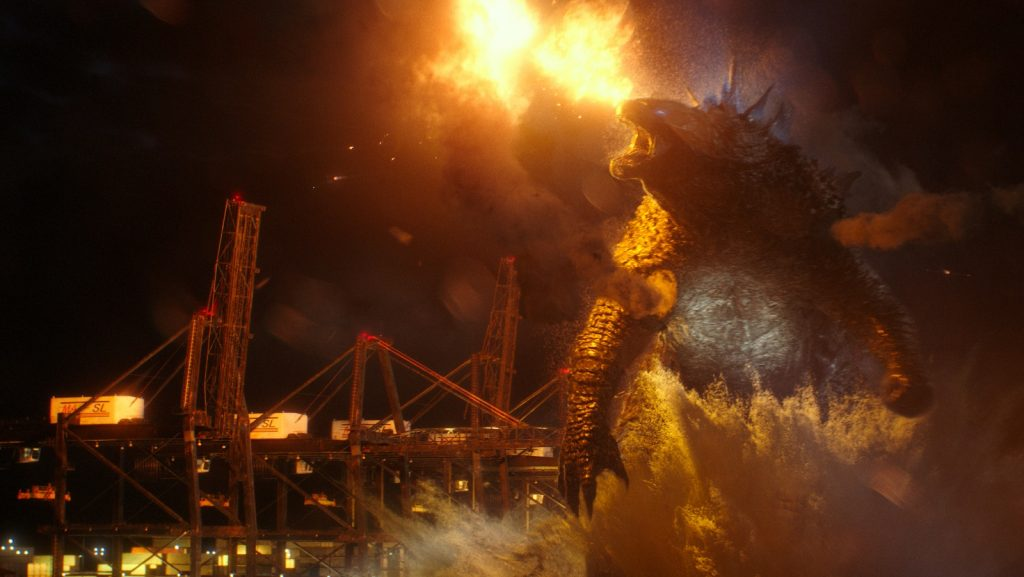 Godzilla vs Kong King Kong monster movie Monsterverse