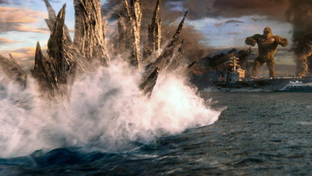 Godzilla vs Kong Monster movie Warner Bros King Kong