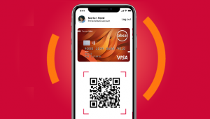 Absa QR Payments app