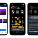 Facebook Audio Live Audio Rooms podcasts soundbites messenger