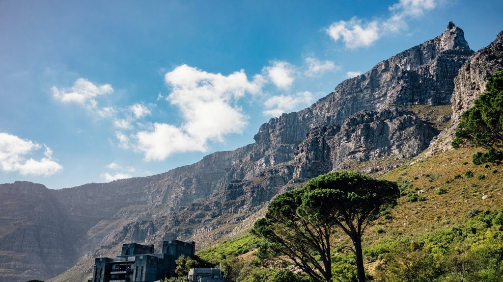 Table Mountain Cape Town tourism visitors