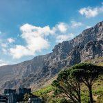 Table Mountain Cape Town tourism visitors
