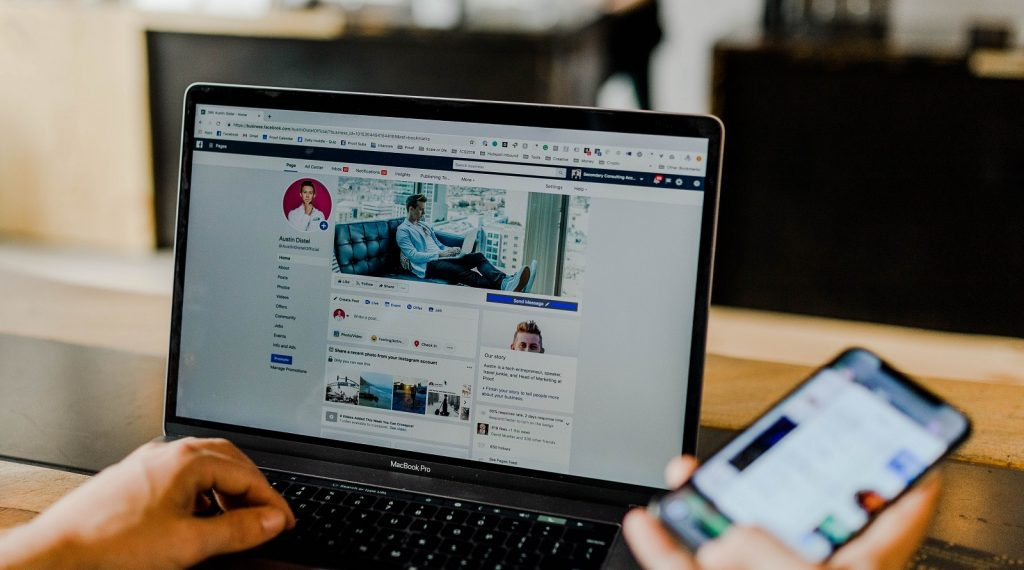Facebook user data personal information