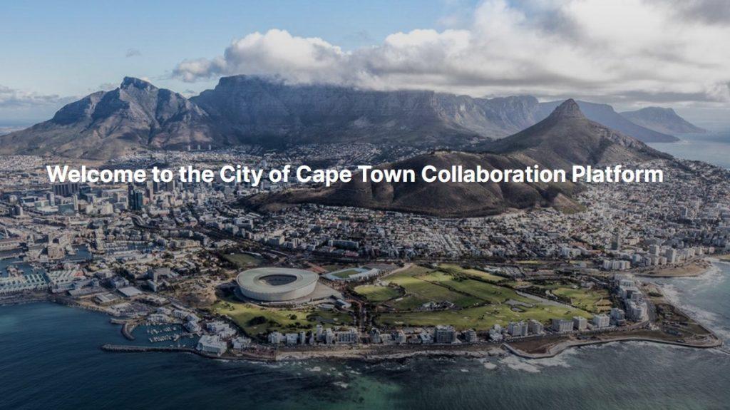 cape town online ideas platform
