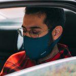 Cape Town e-hailing mask passenger DiDi Uber Bolt driving COVID-19