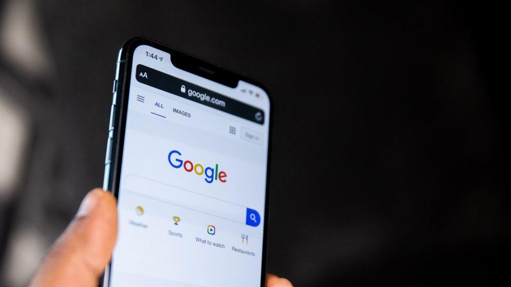 Google search trends calendar