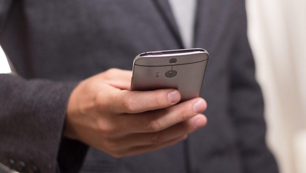 mobile phone smartphone MTN Momo app